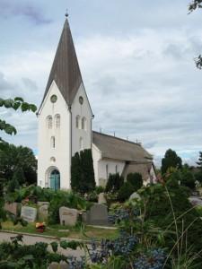 Amrum_ Kirche